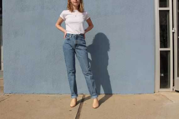 Size 25 Vintage 90s GAP Jeans High Waisted Vintage Jeans Tapered Leg Size 25 Vintage GAP Jeans Size 25 26 Small Tapered Jeans Slim Fit by DiveVintage from Passport Vintage. Find it now at http://ift.tt/2lZMfUw!