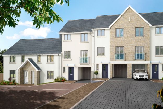 Webster Place Homes in Newton Abbot offer an exciting development of contemporary 2, 3, and 4 bedroom homes from £224,950. Set in an attractive mixed use enclave on a few minutes walk from the town centre, many of the homes will enjoy superb views over Newton Abbot town to the countryside beyond.