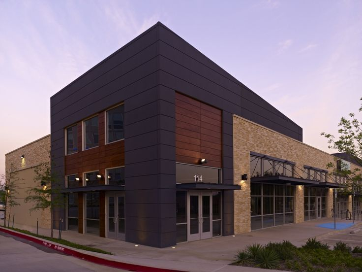 Image Result For Industrial Building Exterior Retail Architecture