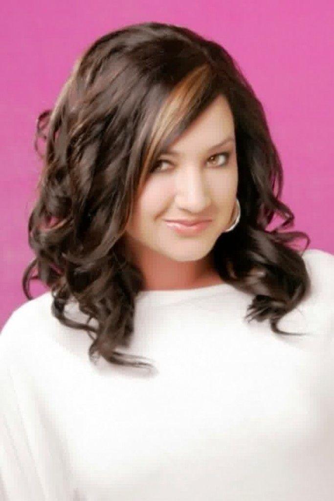 Medium Hairstyles For Plus Size Women