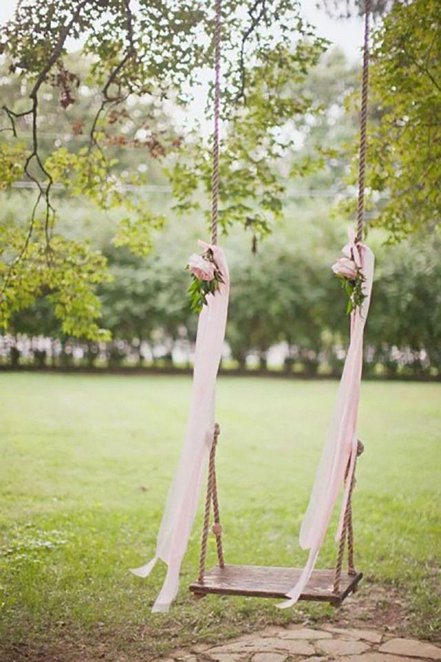 Schommels op je bruiloft | ThePerfectWedding.nl