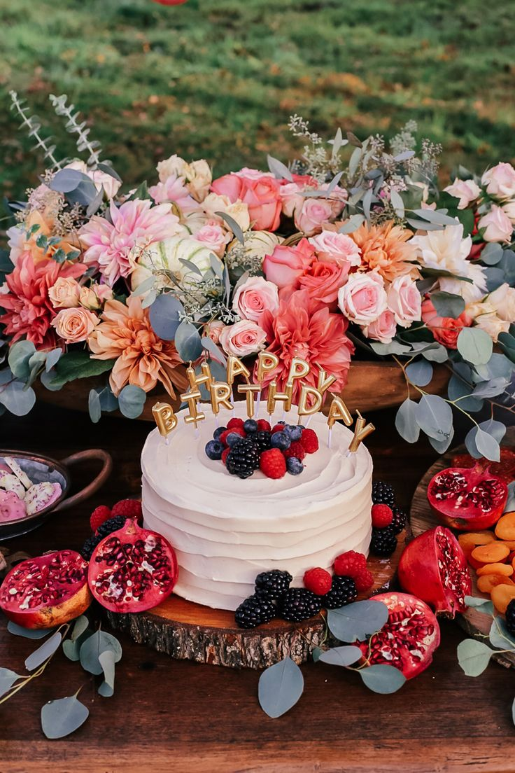 Outdoor Fall Birthday Party   The Southern Style Guide