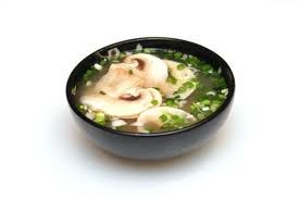 Recepten Koolhydraatarm: Misosoep #koolhydraatarm #recept #dieet
