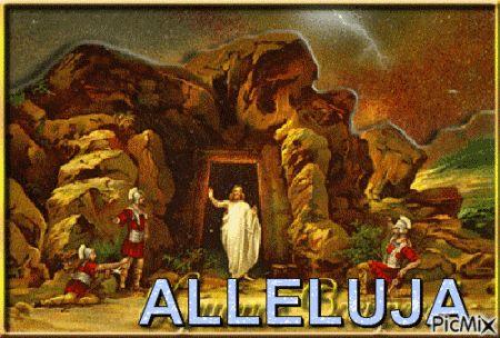 Wielkanoc: Zmartwychwstanie Jezusa