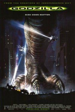 Découvrez Godzilla, de Roland Emmerich sur Cinenode, la communauté du cinéma et du film