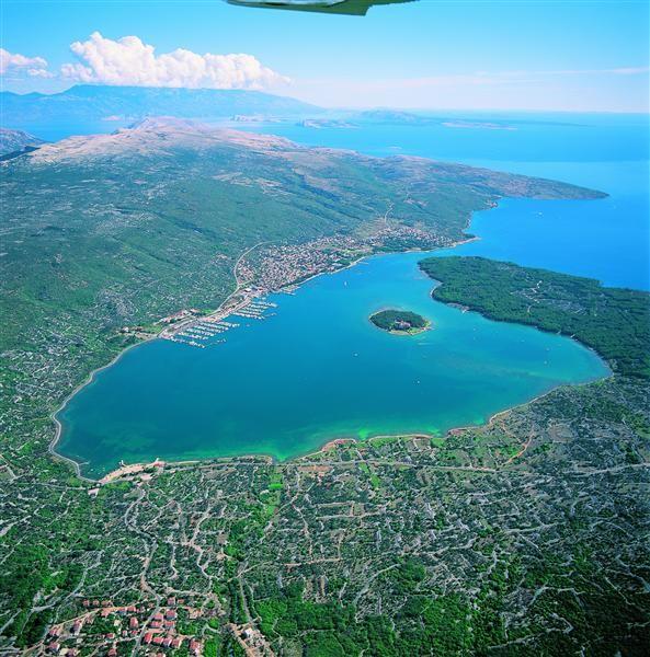 Kvarner & Highlands: island Krk - Punat: bay