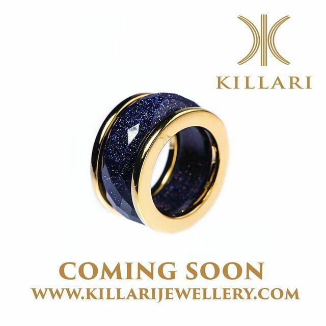 #Coming soon Twin rings returning www.killarijewellery.com