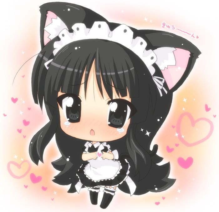 cat girl with paws - Google Search