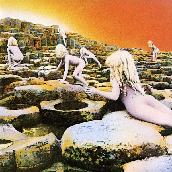 Led Zeppelin - Houses of the Holy (1973)