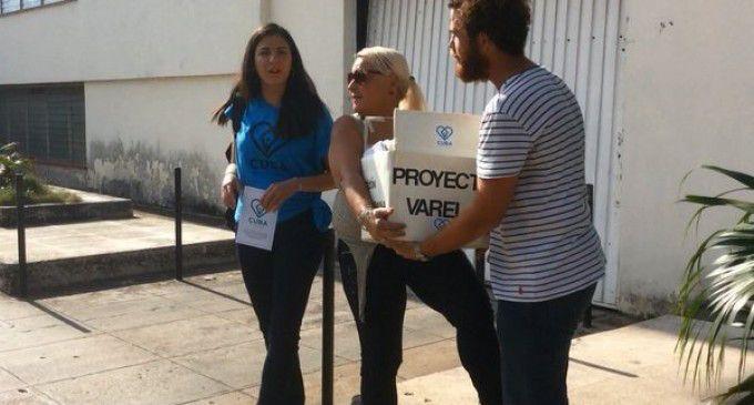 Cuba: Entregan 10,000 nuevas firmas del Proyecto Varela   Neo Club Press Miami FL – Adribosch's Blog