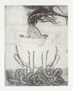 exquisite corpse, Chapman Brothers, 2000