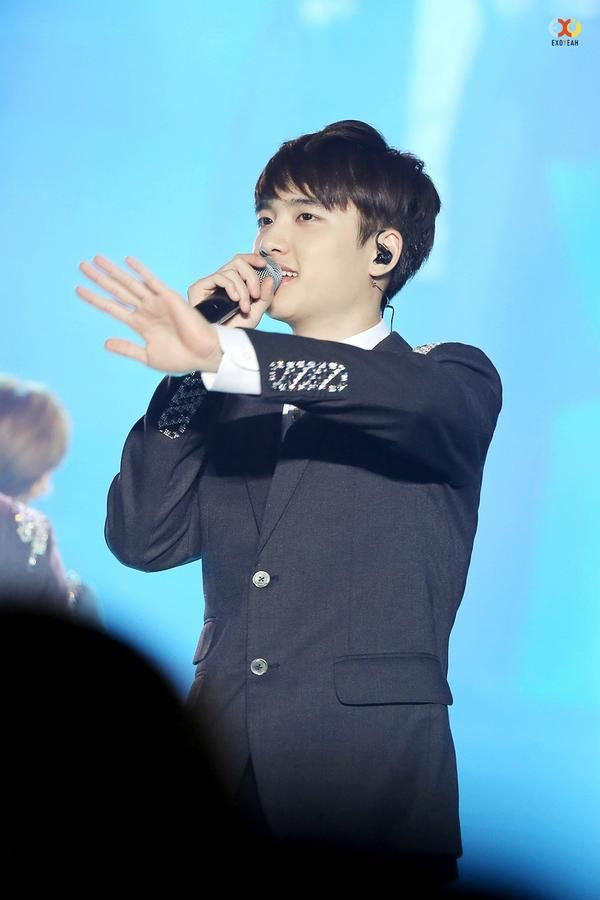 EXO D.O. in LDF Family Concert 19th