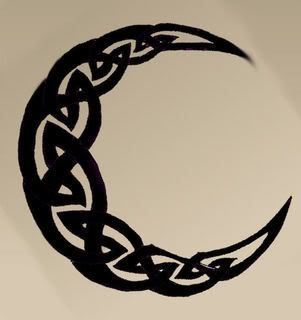 celtic moon-like on the foot wrist or ear.... >>> See more at the image link Learn more at http://tattoo5.com/celtic-tattoo
