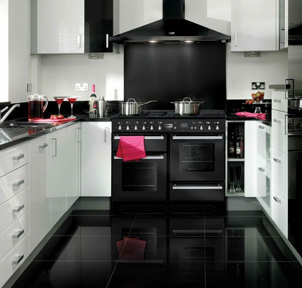 Best Cuisine Av Sav Images On Pinterest Pianos Kitchen And - Cuisiniere gaz inox pour idees de deco de cuisine