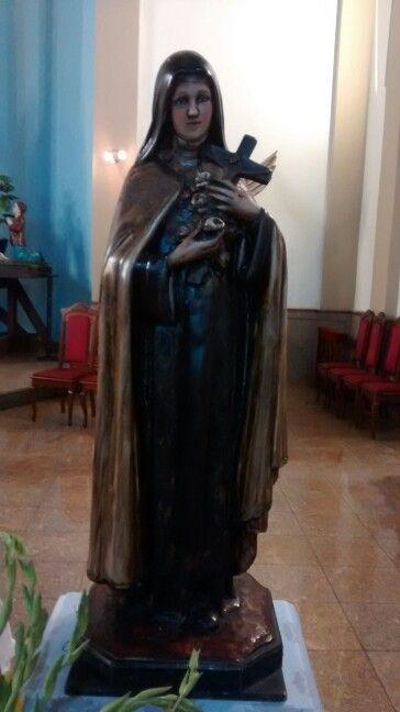 Santa Terezinha/ Igreja Nossa Senhora de Fátima/ São Paulo BR 10/3017