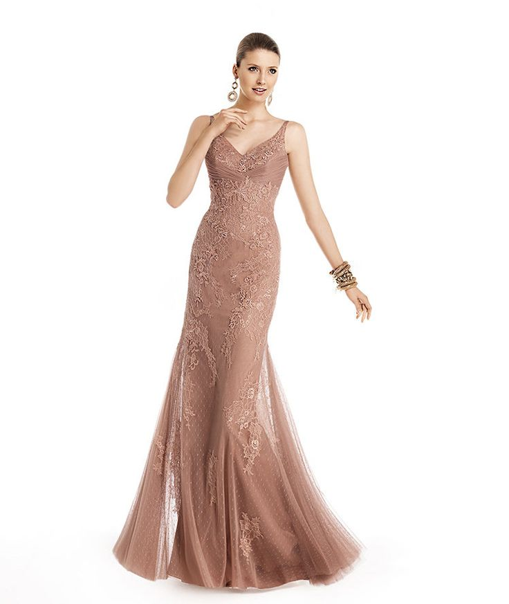 204 best Evening Dresses by Pronovias images on Pinterest Night