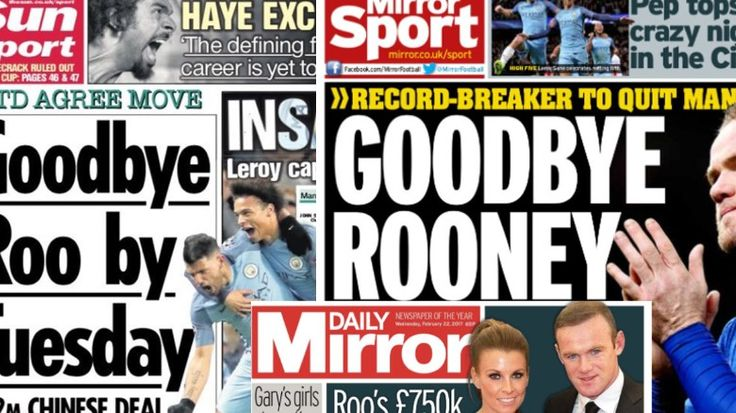 #China or bust: #WayneRooney's career dilemma #Chinese whispers on future http://edition.cnn.com/2017/02/24/football/wayne-rooney-china-manchester-united-danny-mills/