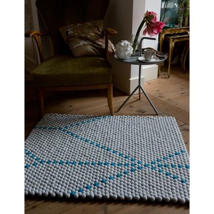 kleurrijke tapijten van scholten & baijings