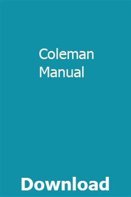 1988 Coleman Peak 1 Model 222A Single Mantle Lantern for ...