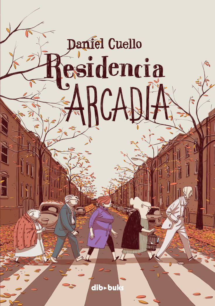 La Residencia Arcadia es un edificio de viviendas a las afueras de una gran ciudad, con sus confabulaciones y malentendidos, sus riñas y antipatías