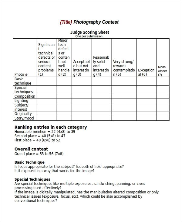 Score Sheet Templates Good Essay Office Word Cover Letter Sample