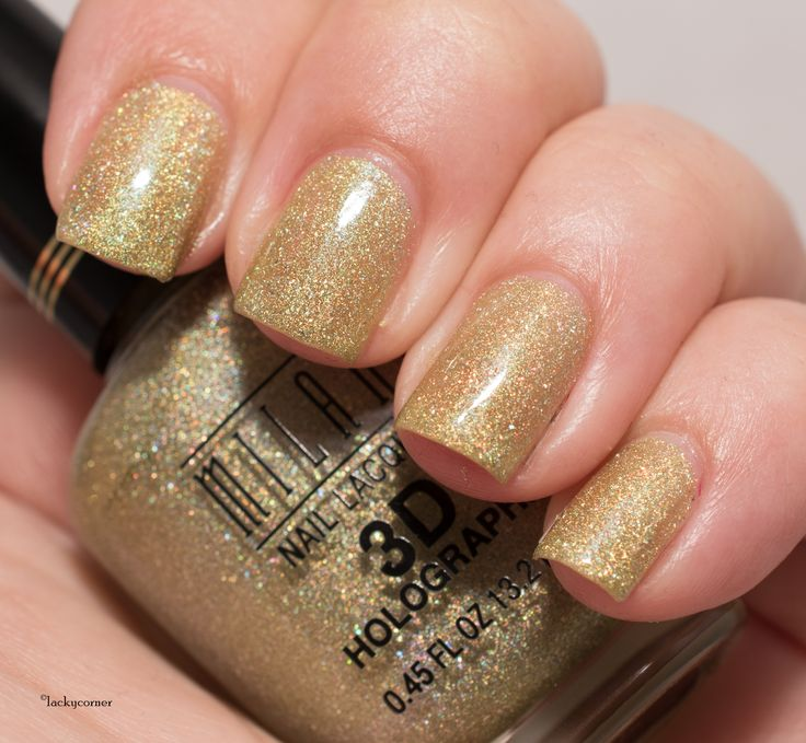 Läsarnas Val, Reader's Choice, Help my pick my polish, Milani 3D Hi-Tech