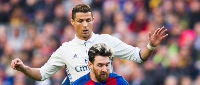 """Cristiano Ronaldo sobre Messi: """"Gosto de ve-lo jogar. É um craque!"""" https://angorussia.com/desporto/cristiano-ronaldo-messi-gosto-ve-lo-jogar-um-craque/"""