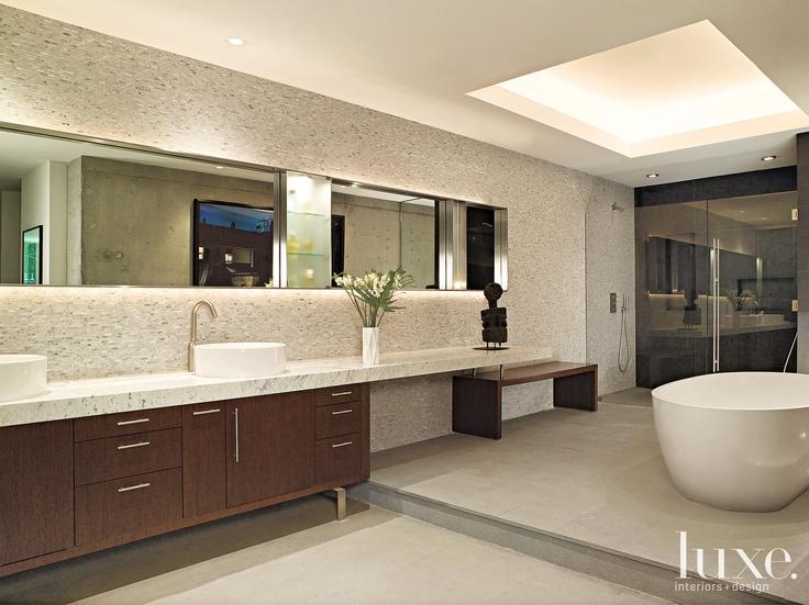 interior design larissa sand photography ken hayden florida fall 2010 luxe luxe bath powder rooms pinterest interiors ba - Modern Design Bathrooms 2010