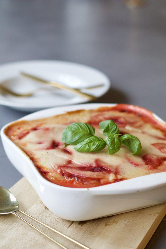 Vegetarische bietenlasagne met bechamelsaus , Gezonde lasagne recepten, Glutenvrije lasagne, Vegetarische foodblogs, Beaufood recepten, Gezonde foodblogs, Slanke avondmaaltijden, Veggie lasagna, Healthy lasagne, Vegetarian lasagna, Healthy foodblogs, Lasagna no meat, Healthy dinner, Glutenfree lasange, Glutenfree bechamel, Glutenfree dinner, Vegetarian dinner recipes