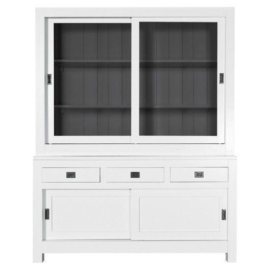 Jutland dresser from Cape Henley | 10 of the best country kitchen dressers | kitchen furniture ideas | kitchen storage ideas | housetohome