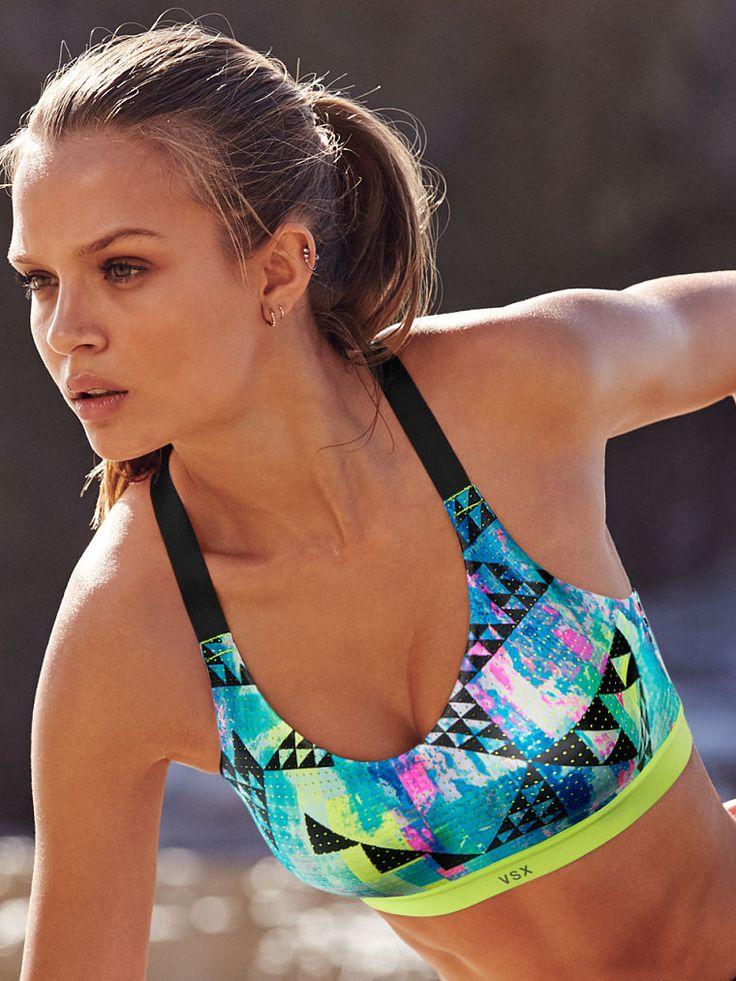 ♡ Women's Victorias Secret Sports Bra | Fitness Apparel | Must have Workout…