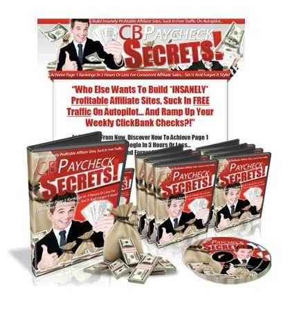 My Online Digital Empire - ClickBank Paycheck Secrets