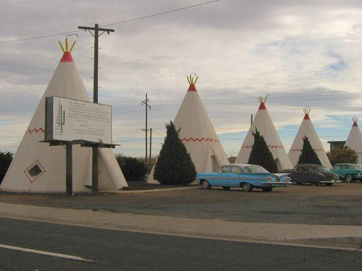 The Wigwam Village #6 – Holbrook, Arizona | Atlas Obscura