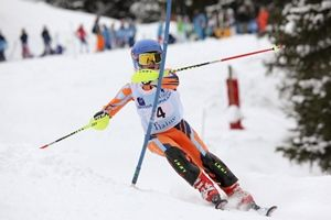 St Swithun's ski star wins top award - again!
