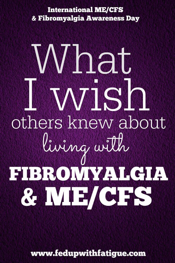 What I wish others knew about fibro & ME/CFS #ChronicFridayLinkup http://fedupwithfatigue.com/fibromyalgia-awareness-2016/