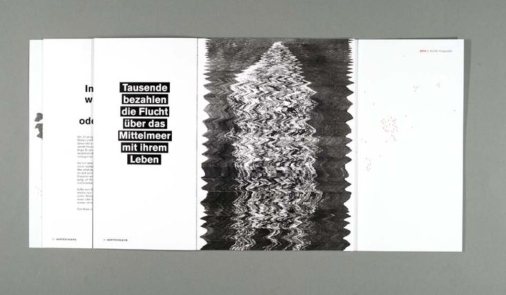 Teresa Kloos (2015): Warteschleife. Leben im Asyl, via designmadeingermany.de