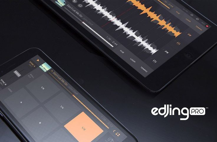 edjing PRO - Music DJ mixer app is available FREE today with myAppFree Deal