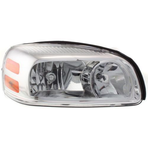 2005-2009 Chevy Uplander Head Light RH, Composite, Assembly, Halogen - Capa