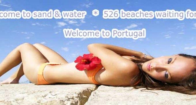 Portugal Leading Beach Destination 2013 World Travel Awards