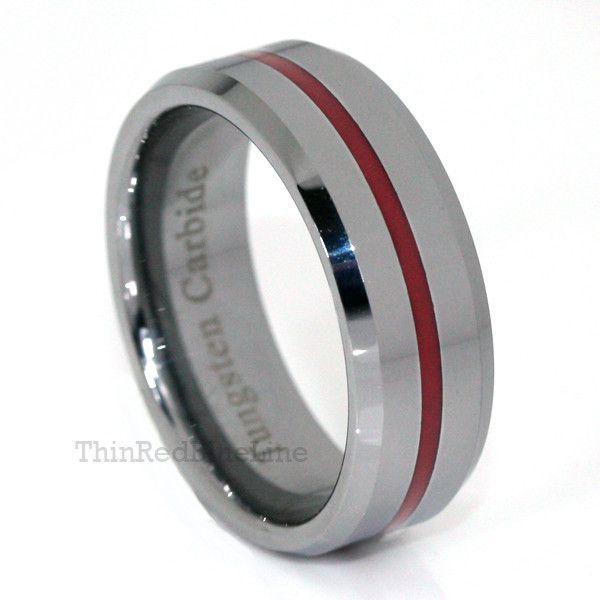 25 best Thin red line ring ideas on Pinterest Firefighter