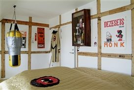 10 Art Hotels Around the World - MutualArt Hotel Fox Jarmers Plads 3  1551 Copenhagen V, Denmark