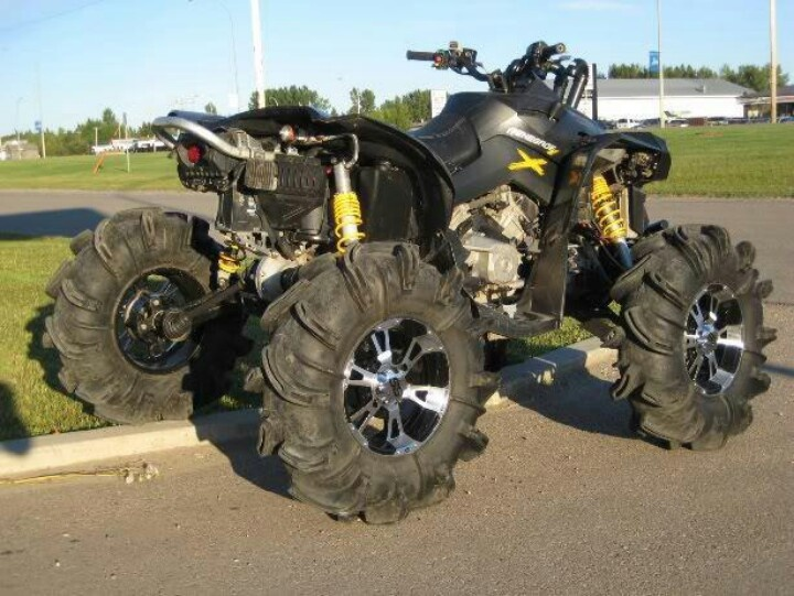 Cool Four Wheelers : Best images about four wheeler quads on pinterest