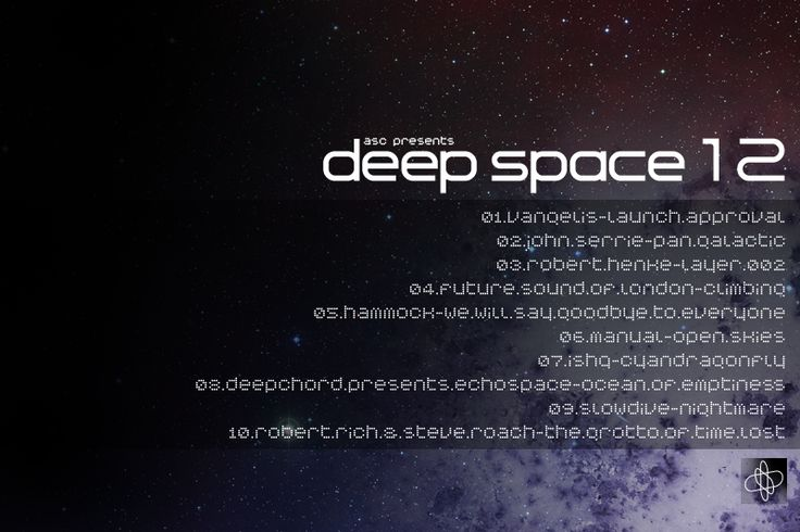 [ASC   Auxiliary]: Deep Space Mix Series