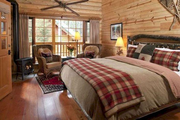 Farmhouse rustic master bedroom ideas (10)