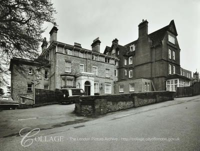 Harrow School: exterior of Elmfield house.Harrow is one of Britain's leading independent schools and operates a 'house