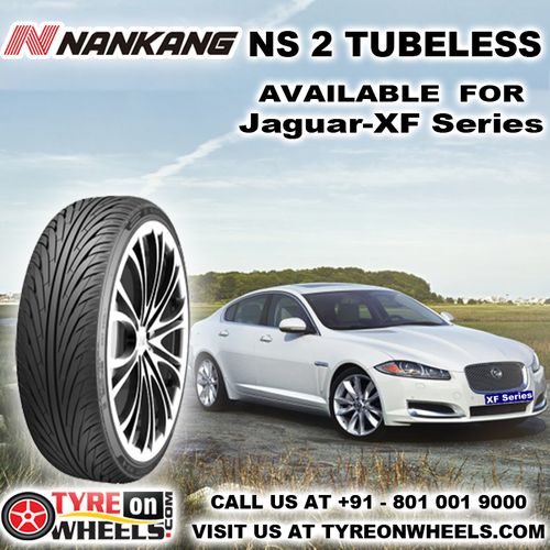 Buy Nankang Car Tyres Online of NS 2 Tubeless Tyres for Jaguar XF also get fitted with Mobile Tyre Fitting Vans at your doorstep at Guaranteed Low Prices buy now at http://www.tyreonwheels.com/tyres/Nankang/NS-2/1223