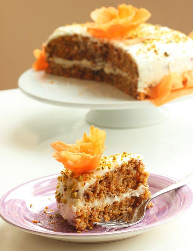 355 best it 39 s tea time images on pinterest tea time the tea and vegan recipes - Recette carrot cake americain ...