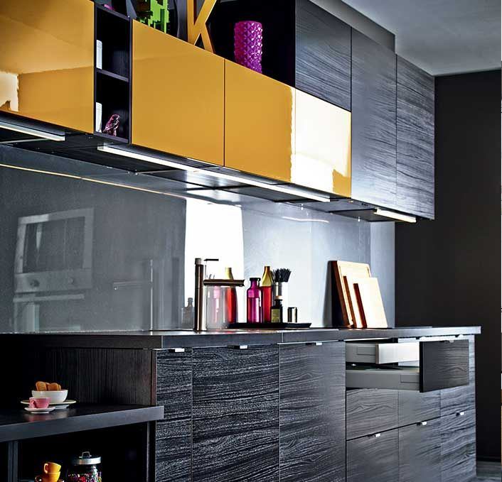 Ikea Canberra Glass Kitchen Storage