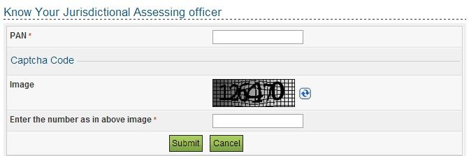 How to know your Jurisdictional Assessing Officer