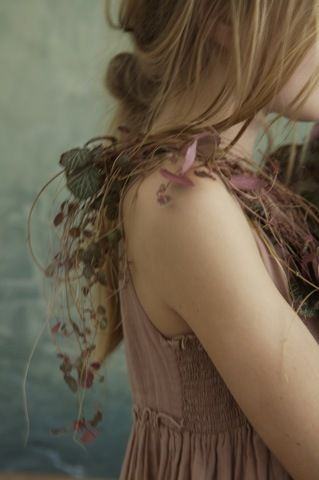 """She looks like a fairy straight out of """"A Midsummer Night's Dream""""!"""